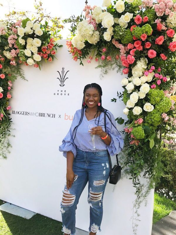 Blogger Brunch Outfit